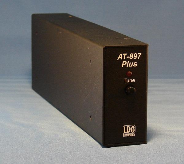 LDG AT-897 PLUS,ant.tuner 1,8-54MHz pro FT-897(D),857(D)