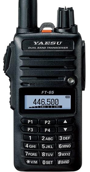 YAESU FT-65E, nový ruční dualband 144/430MHz