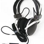 HS-5, deluxe sluchátka pro stolní TRX Kenwood
