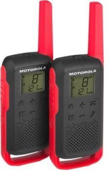 MOTOROLA TLKR T62 , červená 2 ks