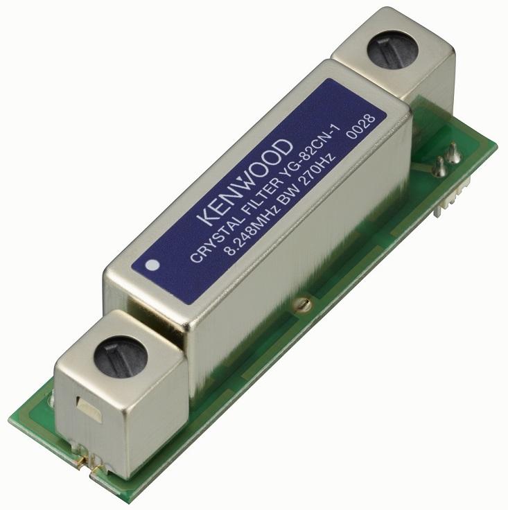 YG-82CN1, 270Hz CW filtr pro TS-890S