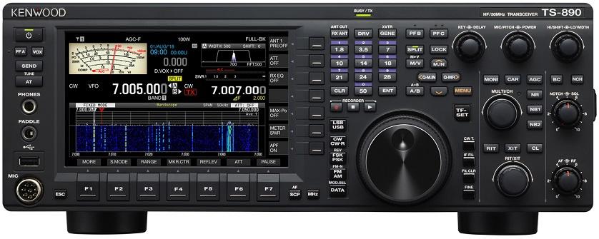 KENWOOD TS-890S ,HF/50MHz/70MHz,100W