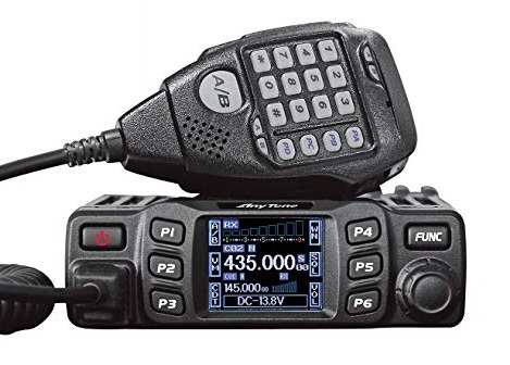 ANYTONE AT-778UV , dual-band VHF/UHF 25W