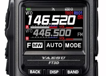 YAESU FT-3D