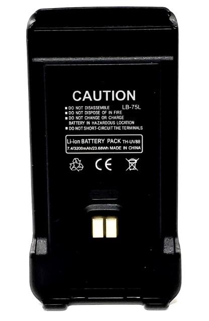 Akumulátor pro TYT TH-UV88, 3200mAh