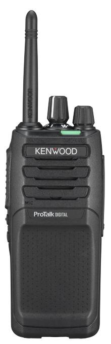 KENWOOD TK-3701D , PMR446 analog/dPMR446 digital