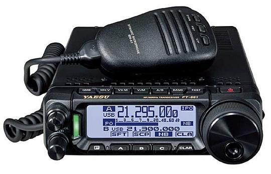 NOVINKA YAESU FT-891 HF/50MHz 100W transceiver
