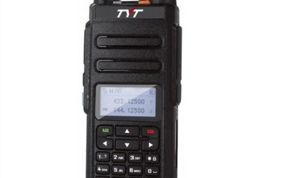 TYT MD-760, DMR dual-band