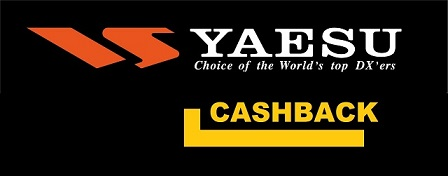 YAESU CASH-BACK 11.3.-31.5.2021